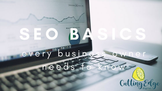 SEO Basics every business owner needs to know