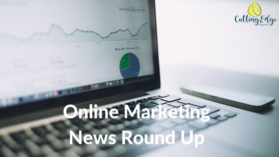 Online Marketing News Round Up