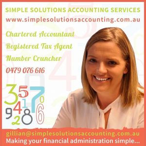 Simple Accounting Solutions - Gillian Nathan