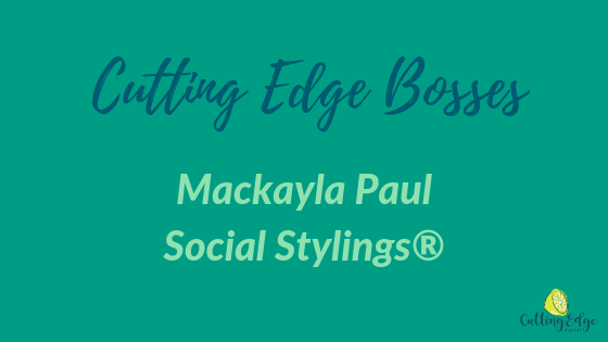 Cutting Edge Bosses Mackayla Paul - Cutting Edge Digital