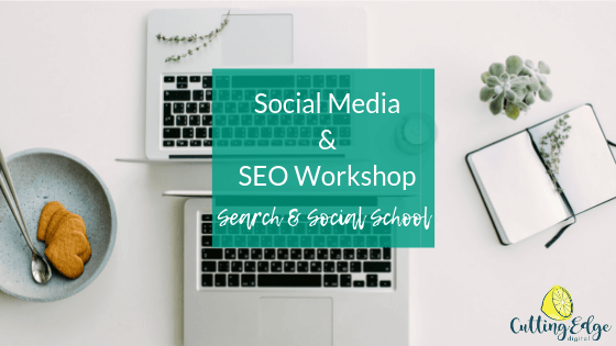 Social Media and SEO Workshop Perth - Cutting Edge Digital